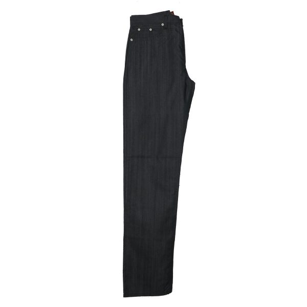 Reflex 501  Ανδρικό Παντελόνι Μαύρο 5