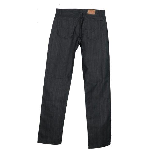 Reflex 501  Ανδρικό Παντελόνι Μαύρο 4