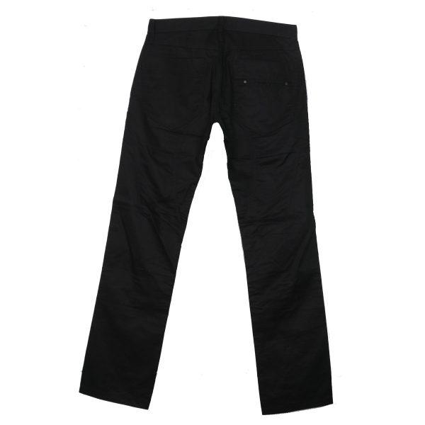 Stefan e Gio 6006-S11 Ανδρικό Παντελόνι Μαύρο 5