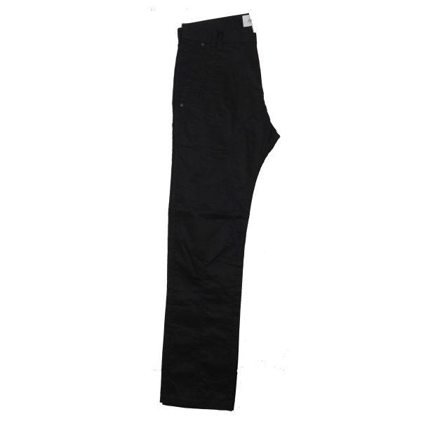 Stefan e Gio 6006-S11 Ανδρικό Παντελόνι Μαύρο 4