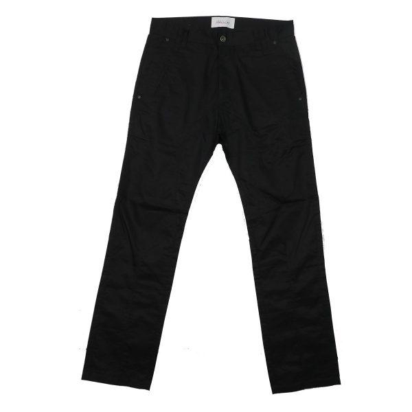 Stefan e Gio 6006-S11 Ανδρικό Παντελόνι Μαύρο 3