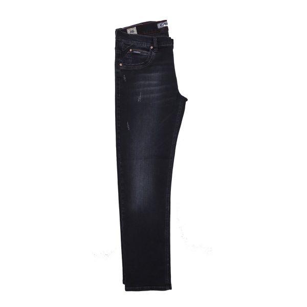 Cabell 334-4D Ανδρικό παντελόνι Τζίν Σκούρο Μπλέ 4