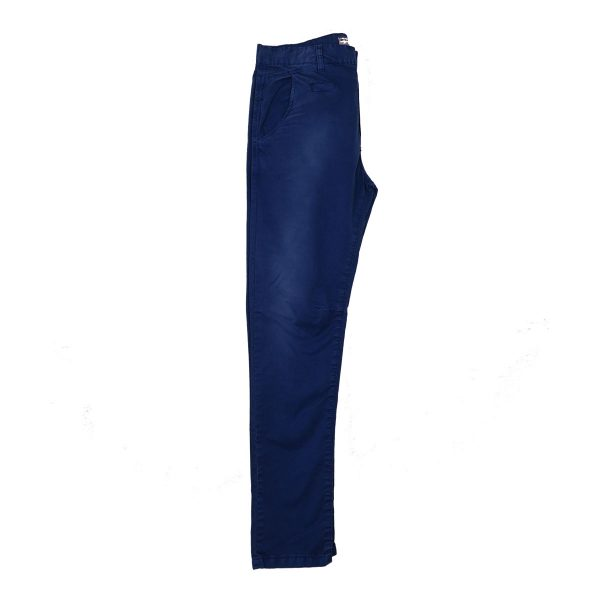 Boston 315-640 Ανδρικό παντελόνι Μπλέ Ρουά 4