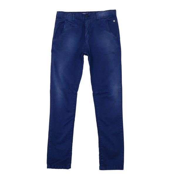 Boston 315-640 Ανδρικό παντελόνι Μπλέ Ρουά 3
