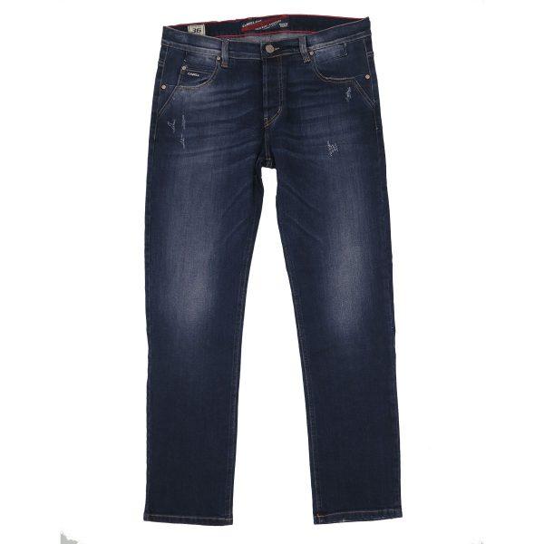 Cabell 332-2D Ανδρικό Παντελόνι Τζίν Μπλέ 3