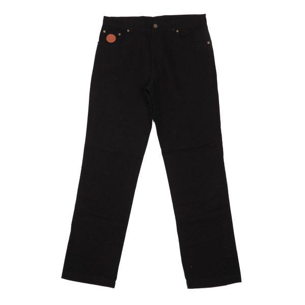 LOREDO 438953 Ανδρικό Παντελόνι Μαύρο 3