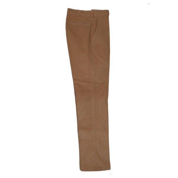 LOREDO 453070 Ανδρικό παντελόνι κοτλέ Μπέζ 4