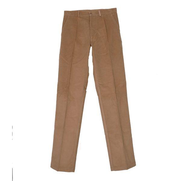LOREDO 453070 Ανδρικό παντελόνι κοτλέ Μπέζ 3