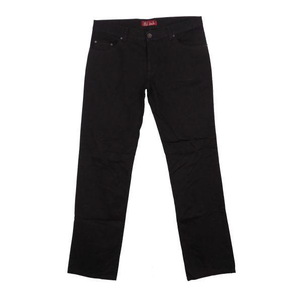 Hi Jack Δ150 Ανδρικό παντελόνι μαύρο 3