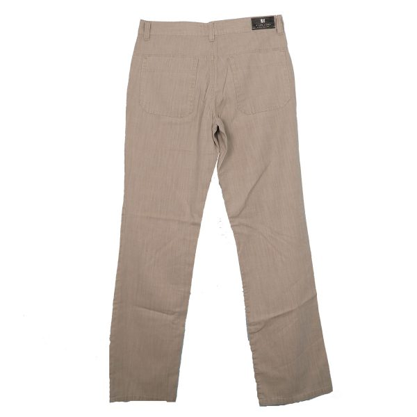 Hi Jack N1030 Δ130 Ανδρικό παντελόνι Μπέζ 5