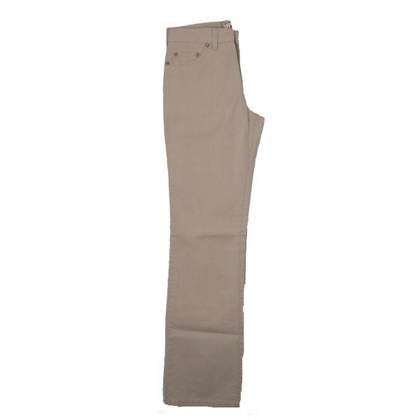 Hi Jack 129ΠΑ Ανδρικό παντελόνι Μπέζ 4