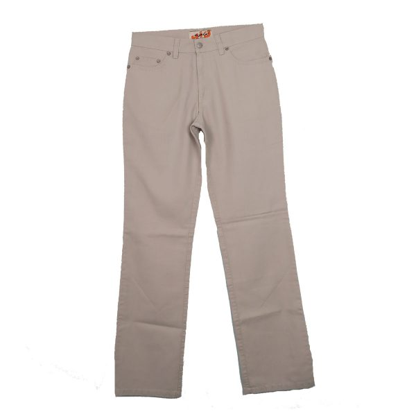 Hi Jack 129ΠΑ Ανδρικό παντελόνι Μπέζ 3