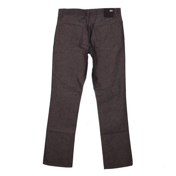 Hi Jack Β370 Ανδρικό Παντελόνι Γκρί 5