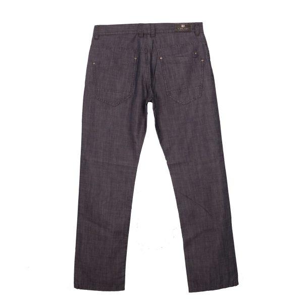 Hi Jack K 540 Ανδρικό Παντελόνι Γκρί 5