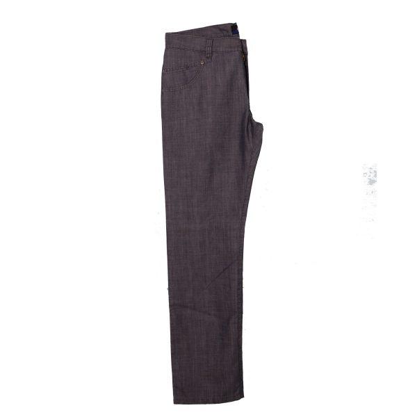 Hi Jack K 540 Ανδρικό Παντελόνι Γκρί 4