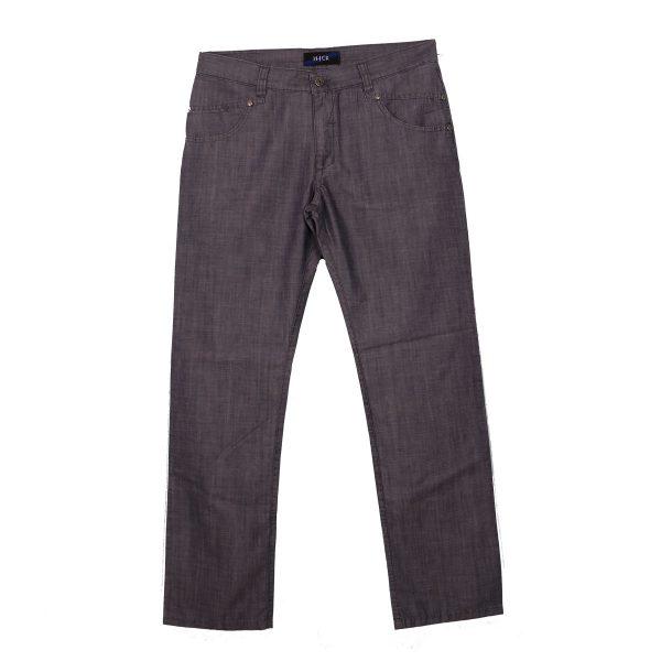 Hi Jack K 540 Ανδρικό Παντελόνι Γκρί 3