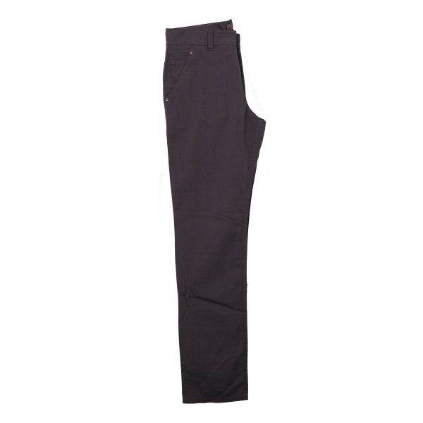 Hi Jack Μ300 Ανδρικό Παντελόνι Γκρί Σκούρο 5