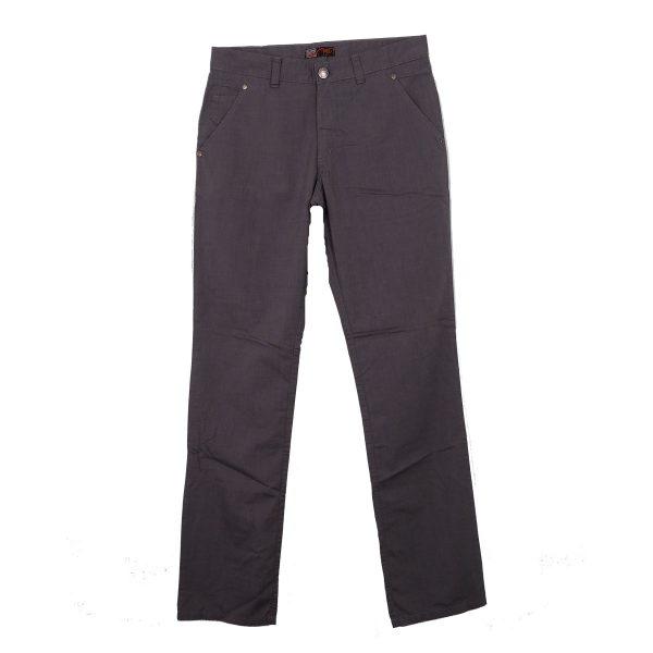 Hi Jack Μ300 Ανδρικό Παντελόνι Γκρί Σκούρο 3