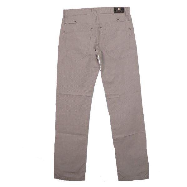 Hi Jack K570  Ανδρικό Παντελόνι Γκρί 4
