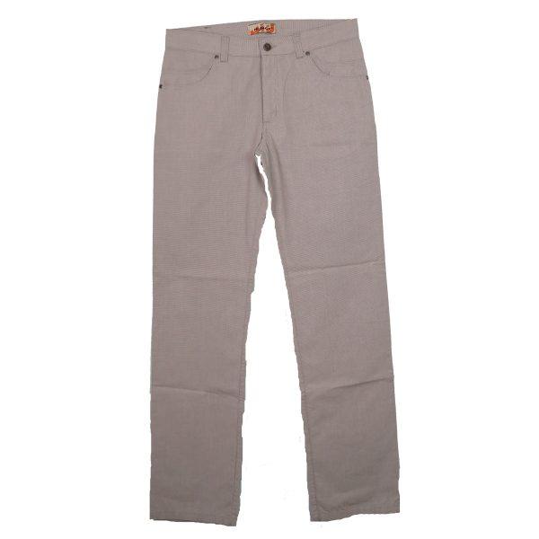 Hi Jack K570  Ανδρικό Παντελόνι Γκρί 3