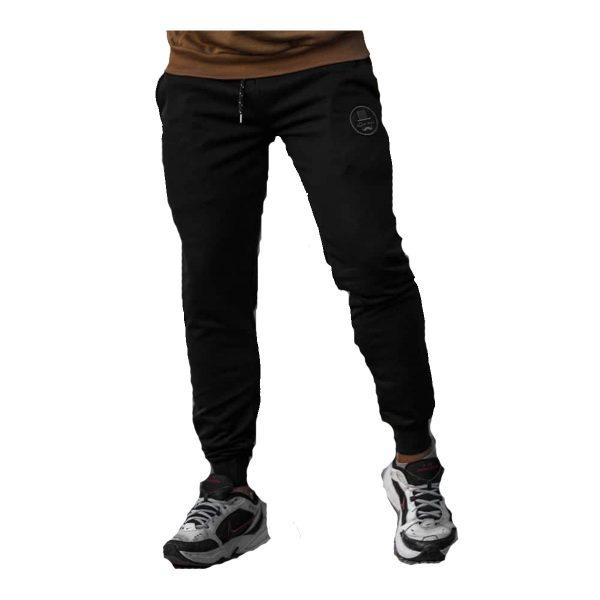 Body Max 7003 Ανδρικό Παντελόνι Φόρμας Φούτερ Μαύρο 3
