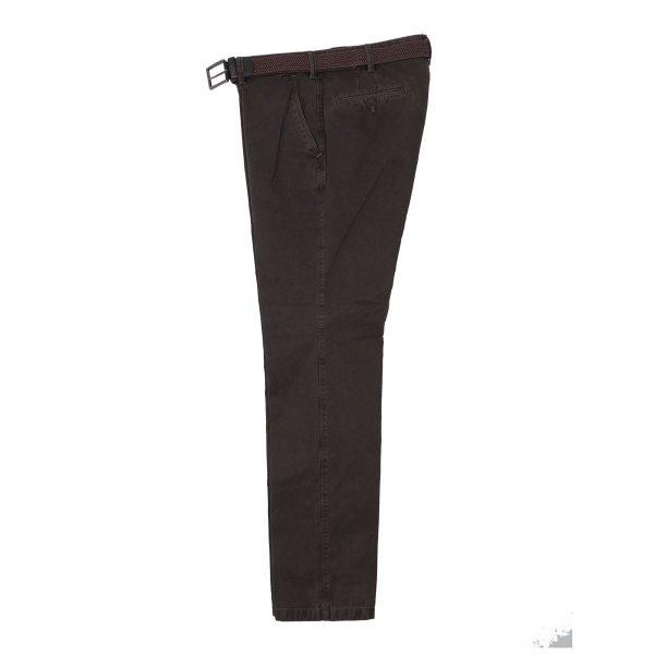 Sunwill 13117-6852-125B Ανδρικό Παντελόνι Σκούρο Γκρί 3