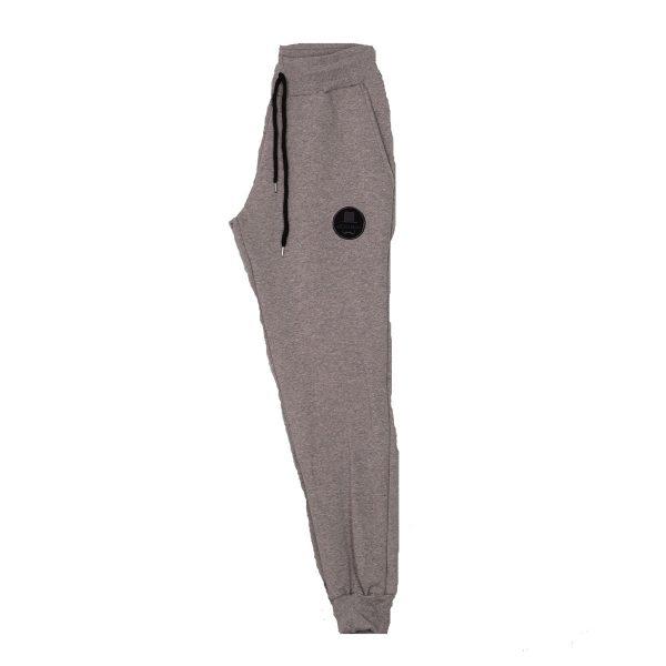 Body Max 7003 Ανδρικό παντελόνι Φόρμας φούτερ Γκρί Ανοιχτό 4