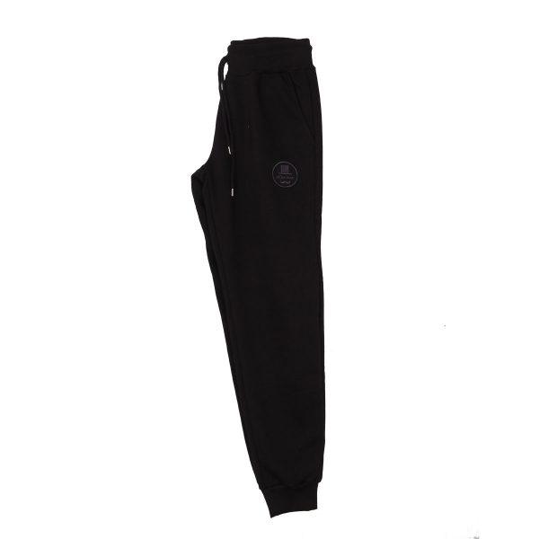 Body Max 7003 Ανδρικό Παντελόνι Φόρμας Φούτερ Μαύρο 4
