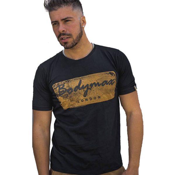 BODY MAX 1001 Ανδρική Μπλούζα Μαύρη 3