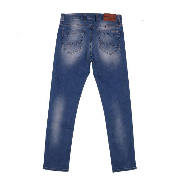 Cabell 333-2D Ανδρικό Παντελόνι Τζίν Μπλέ 4