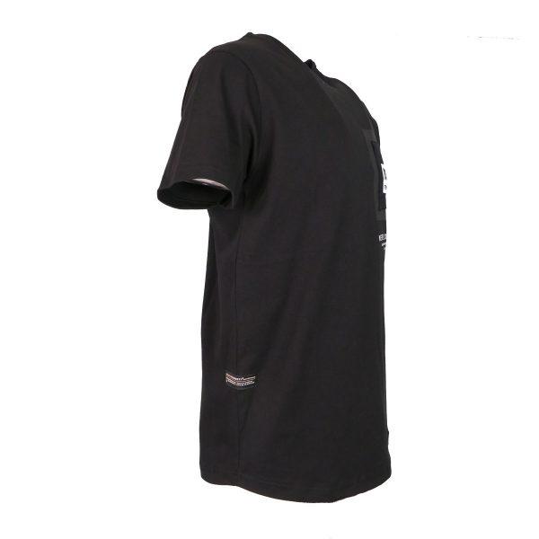 Everbest 212-912-0 Ανδρική Μπλούζα Με Στάμπα Μαύρο 4