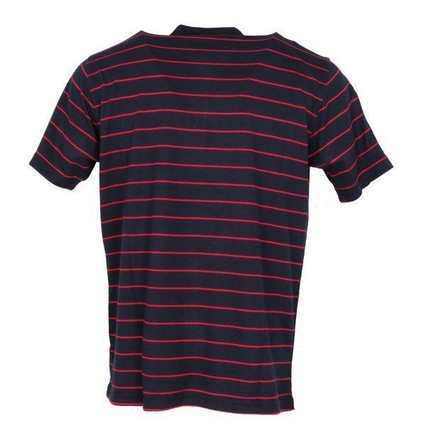 COTTON GREEN 8043B Ανδρική Μπλούζα με Γιακά Μπλέ 4