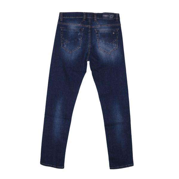 Cabell R335-1D Ανδρικό Παντελόνι τζίν Μπλέ 4