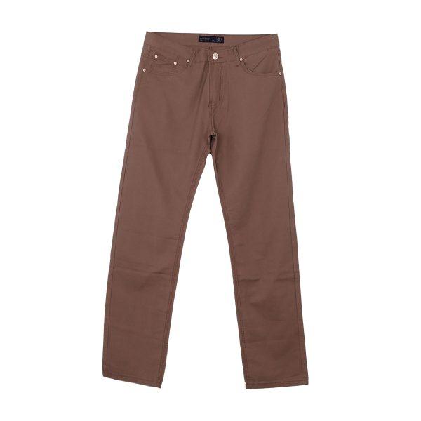 Privato M216-4 Mastino Ανδρικό Παντελόνι Μπεζ Πούρου 3