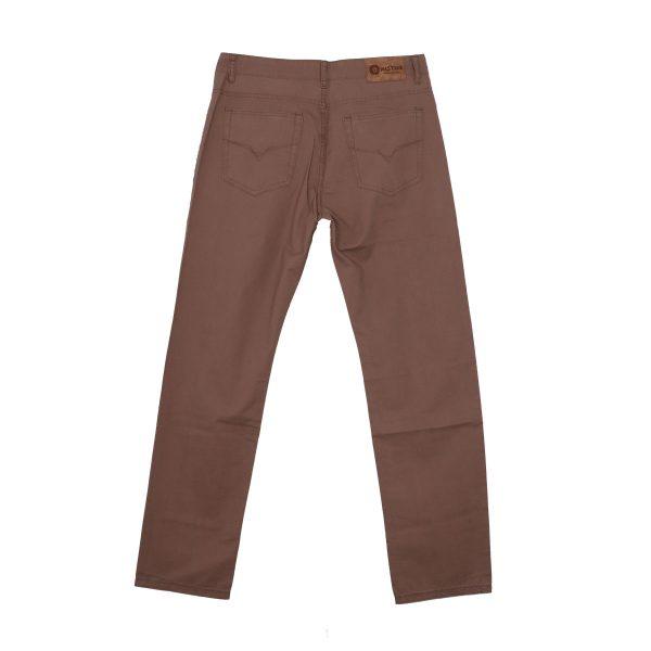 Privato M216-4 Mastino Ανδρικό Παντελόνι Μπεζ Πούρου 4