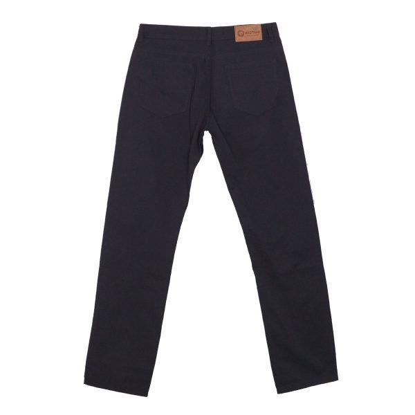 Privato H201-5 Mastino Ανδρικό Παντελόνι Μπλέ 4
