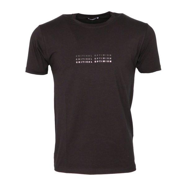 Everbest 212-901-0 Ανδρικό Μπλουζάκι Μαύρο 3