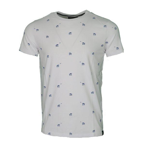 Petrol M-1010-TSR606 0000 Ανδρική Μπλούζα Λευκή 3