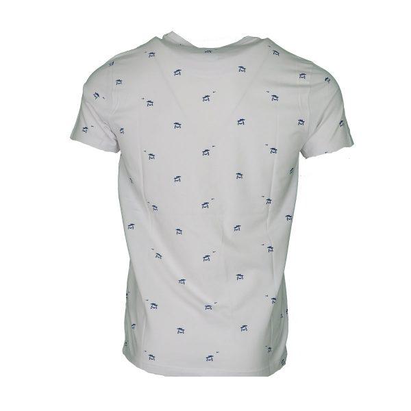 Petrol M-1010-TSR606 0000 Ανδρική Μπλούζα Λευκή 4