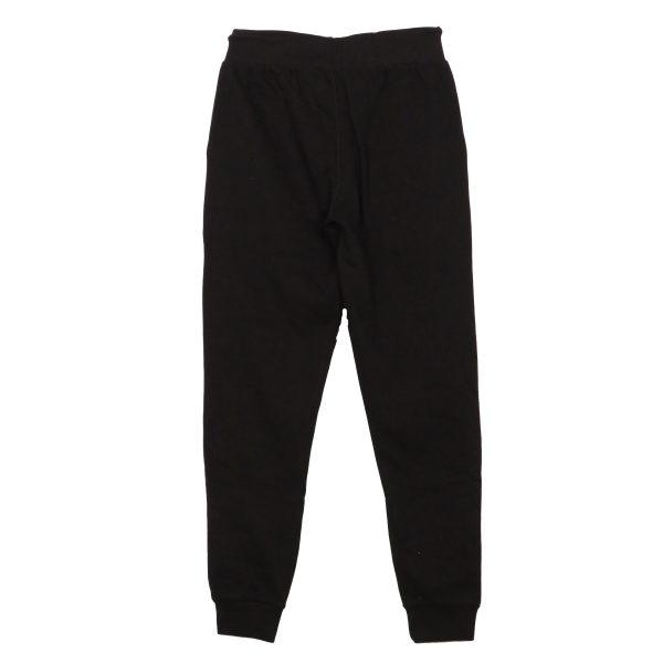 Van Hipster 71927 Ανδρικό Παντελόνι Φόρμας φούτερ Μαύρο 3
