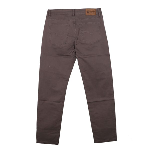 Privato Mastino H201-5 Ανδρικό Παντελόνι Γκρί Σκούρο 5
