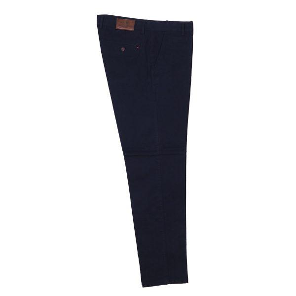 NEW YORK TAILORS 004.17.HUGO Ανδρικό Παντελόνι Μπλέ 6