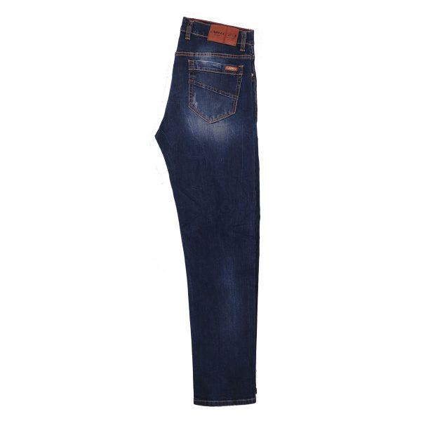 Cabell 333-10D Ανδρικό Παντελόνι Τζίν Με Φθορές Μπλέ 5