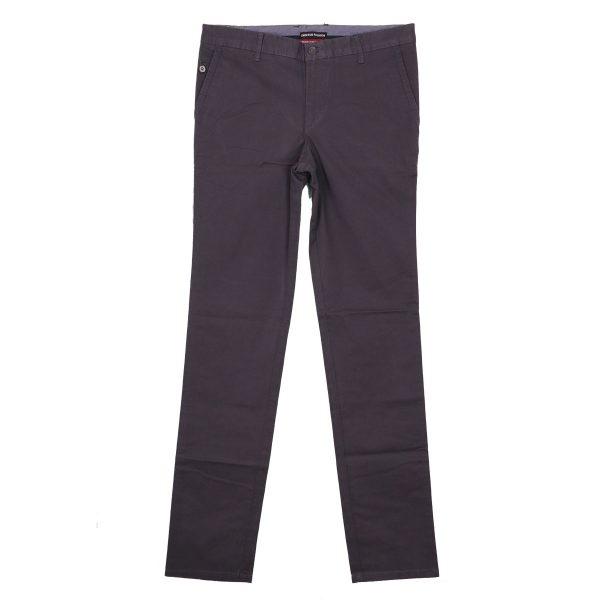Endeson 400 Ανδρικό Παντελόνι Γκρί Σκούρο 3