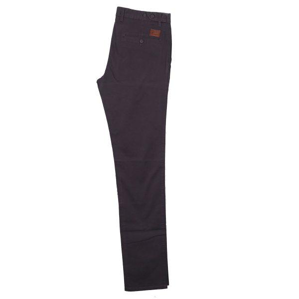 Endeson 400 Ανδρικό Παντελόνι Γκρί Σκούρο 4