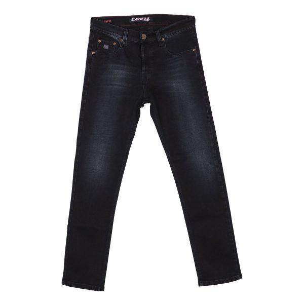 Cabell 318-F Ανδρικό Παντελόνι Τζίν Μπλέ Σκούρο 3