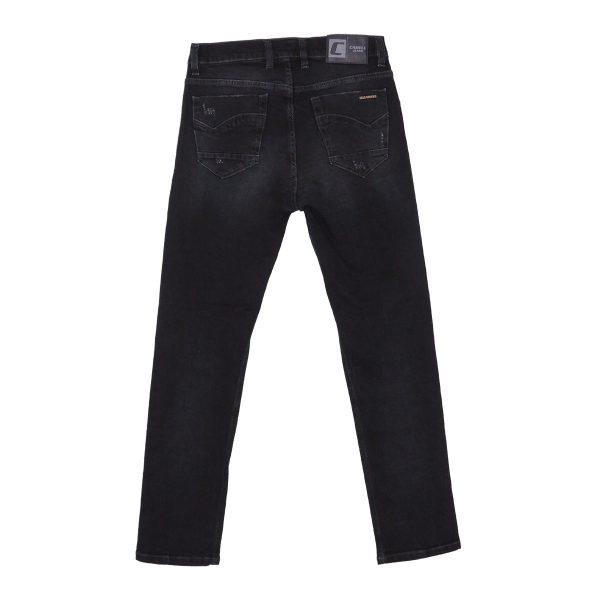 Cabell 332-10D Ανδρικό Παντελόνι Τζίν Μπλέ Σκούρο 4