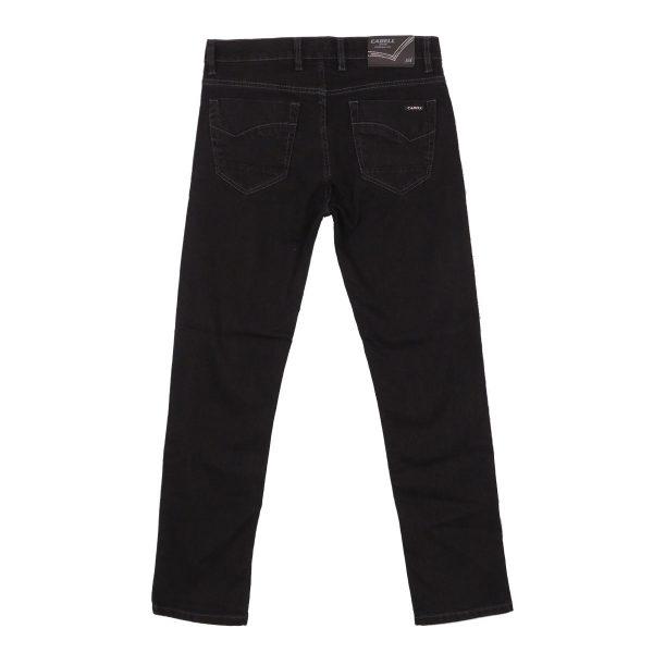 Cabell 332-9F Ανδρικό Παντελόνι Τζίν Μαύρο 5