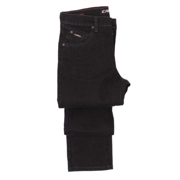 Cabell 332-9F Ανδρικό Παντελόνι Τζίν Μαύρο 4