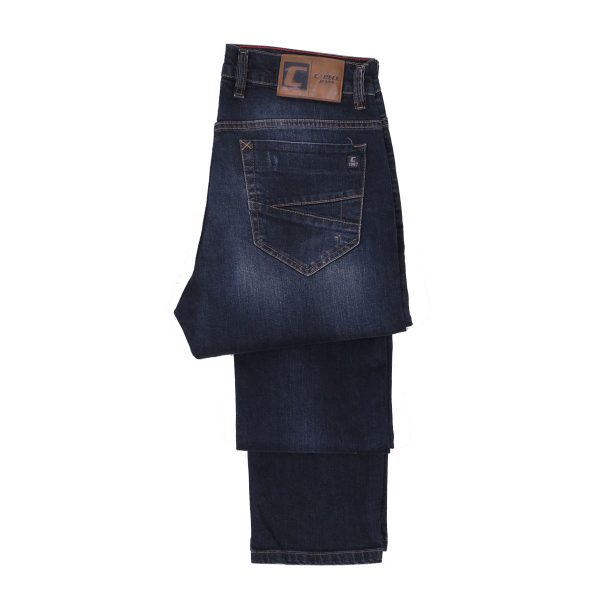 Cabell 333-1D Ανδρικό Παντελόνι Τζίν Μπλέ 4
